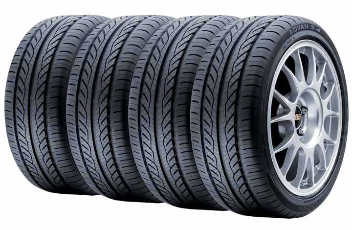 New Tires for Cars and Trucks